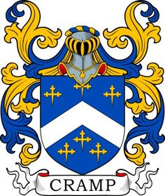 Cramp Family Crest and Coat of Arms