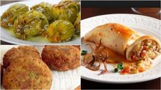 5 Νηστίσιμα φαγητά που πρέπει να δοκιμάσεις! | ediva.gr Greek Recipes, Vegan Recipes, Cooking Recipes, Vegan Meals, Easter Recipes, No Cook Meals, Baked Potato, Food And Drink, Turkey