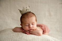 Baby Image of the Day - Princess 'A' - Kent Baby Photography