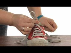"How to Tie Your Shoe...this one shows all three ways to tie a shoe...with better instructions on the ""new"" way to tie. I finally got it to work! Yay!"