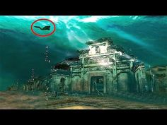 "Cuba's Sunken Atlantis: The ""Underwater City"" Mainstream Scholars Ignore - YouTube"