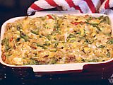 Paula Deen's Chicken and Wild Rice Casserole- seriously...one of the best casseroles I've had.