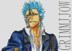 O-oh my gawd. .. so. ..h-hawt #bleach #grimmjow