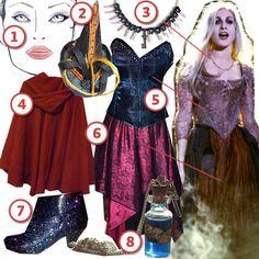 Hocus Pocus- Sarah Sanderson Witch Costume on Pinterest | Hocus ...