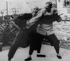 Wu Jianquan - tuishou