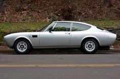 Fiat Dino Bertone Coupe (1970)
