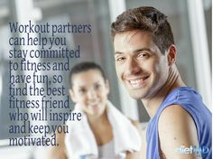 Workout partners can help you stay committed to fitness and have fun, so find the best fitness friend who will inspire and keep you motivated. #dietmdhawaii #weightlosstips