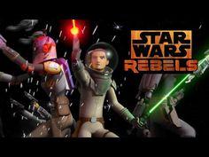 """Star Wars Rebels - Showdown with Thrawn """"Zero Hour"""" Trailer - http://gamesitereviews.com/star-wars-rebels-showdown-with-thrawn-zero-hour-trailer/"""