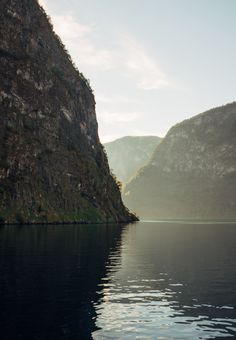 Nærøyfjord.   Adrián Cano.