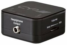 DIGITAL AUDIO TO STEREO HEADPHONE CONVERTOR has been published to http://www.discounted-tv-video-accessories.co.uk/digital-audio-to-stereo-headphone-convertor/