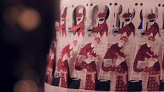 TVE's Lovely Christmas Zoetrope Ident #Christmas #Animation #Identity #Advertisement