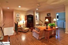 Upstairs bonus room - a beautiful and relaxing space for the teenage children to relax.