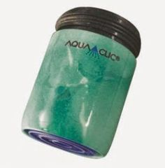 Spart bis zu 50% Wasser und Energie am Wasserhahn: AquaClic Jade aus Messing. Gesehen für € 24,95 bei kloundco.de.