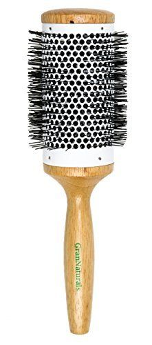 Round Blow Dryer Brush Ceramic Barrel Large 2 3 Inch Round Brush For Blow Drying Thermal And Ionic Roll Styling Ha Hair Brush Blow Dry Brush Dry Brushing