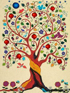 Jeremy E. McDonald: Tree of Life - Garden of Eden - They are within you!