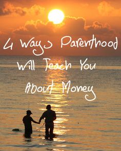 4 Ways Parenthood Will Teach You About Money - http://www.assessmyhome.com.au/4-ways-parenthood-will-teach-you-about-money/ If there is anything that had a powerful effect on how I handled money, it was becoming a parent. When are the stakes ever higher than when your decisions and actions directly influence the most precious people in your life? The irony is, I learn just as much from my kids as they do from me.... http://lifeandmyfinances.com/wp-content/uploads/2016/10/20