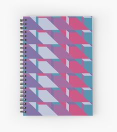 Abstract Drama #redbubble #violet #pattern by designdn