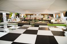 Party Rentals Renting A Stage and Dance Floor