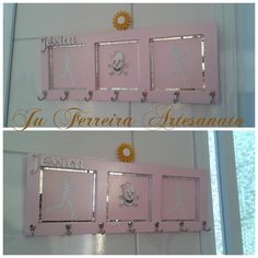 Porta Medalhas personalizado