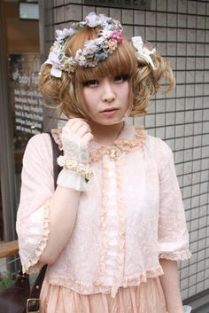 lolita in the sky with diamonds: Tumblr inspiration #3: art and cult party kei.