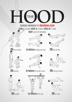 The Hood Workout