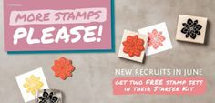 Until 30 June 2016 you can get $235 of Stampin' Up! product plus select two extra stamp sets of your choice and only pay $169. That's potentially $200 of free product. Please contact me or click here to join online: http://angelaspaperarts.stampinup.net/jointhefun   #angelaspaperarts