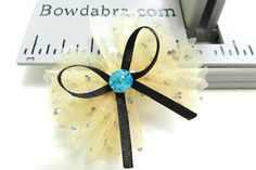 Create a Tulle Boutique Dog Bow - DIY Tutorial