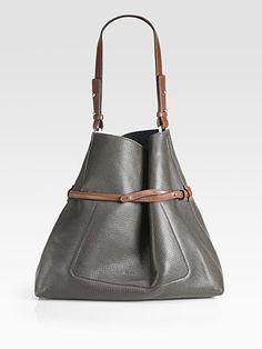 Belted Tote Bag, Jil Sander, saksfifthavenue.com, $1440