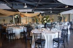 Event design by Laurel Sass in conjunction with: - Chalet Floral - Above & Beyond Catering - Redi Rental - Modern Entertainment Photos: Wildflower Studios Grooms: Dan and Jason Taylor-Tubergen Date: June 1, 2014