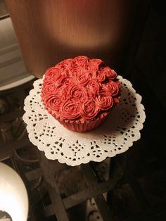 Cupcakes mini rosas