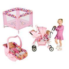 Joovy's Toy Bundle in Pink Dot #Giveaway 2 winners!