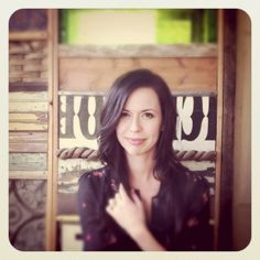Joy Williams from The Civil Wars. Such a great singer!