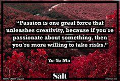 Quote from Yo-Yo Ma