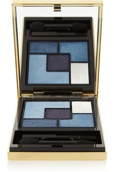 YVES SAINT LAURENT BEAUTY crease-proof Couture Palette Eyeshadow – 6 Rive Gauche