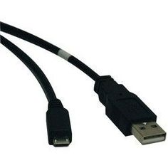 Tripp Lite Usb 2.0 A-male To Micro B-male Cable (10ft) (pack of 1 Ea)