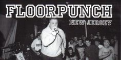 Floorpunch - straight edge hardcore band from New Jersey