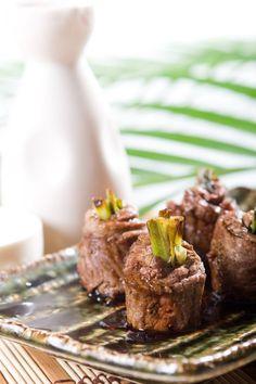 Elegant Beef Recipe: Balsamic Glazed Sirloin Steak & Veggie Rolls - 12 Tomatoes