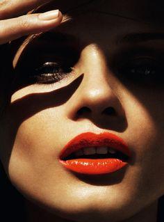 Anna Selezneva by Marcus Ohlsson for Harper's Bazaar Germany June/July 2015