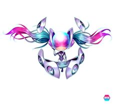 Dj Sona -League of Legends- :Ethereal: -Chibi- by nixiescream.deviantart.com on @DeviantArt