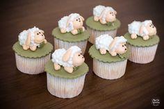 Cupcake de Ovelha