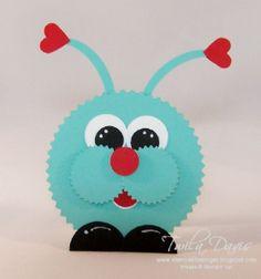 Love Bug card