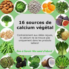 16 alternatives au lait pour faire le plein de calcium