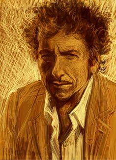 "Bob Dylan 'Inspiration"""