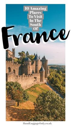 10 places to visit n the South of France Nice France, South Of France, Paris Travel, France Travel, Provence, Weather In France, Holidays France, Europe Travel Guide, Travel Destinations
