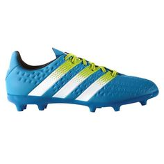 detailed look bbb4e 4ed20 adidas Ace 16.3 FG Football Boots Junior Kids Football Boots, Soccer Boots, Soccer  Cleats