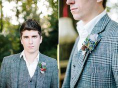 Autumn Wedding Inspiration ~ A Romantic Field Picnic, Rustic Barn, Bow Ties and Tweed Tweed Wedding Suits, Wedding Crafts, Rustic Barn, Autumn Wedding, Wedding Photoshoot, Wedding Inspiration, Wedding Ideas, Dresses Uk, I Dress