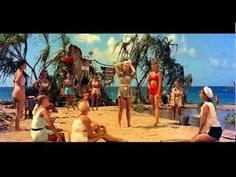 """ I'm Gonna Wash That Man Right Out Of My Hair,"" South Pacific, movie, with Mitzi Gaynor."