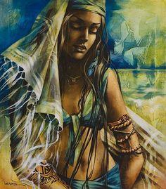 victoria stoyanova art | Painting & Illustration / Victoria Stoyanova...