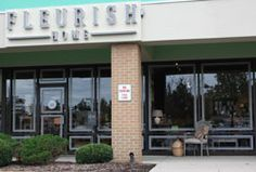 In Springboro, Ohio is Fleurish Home run by Debra, who started out purely as a decorative painter and now has a complete home decorating store.