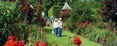 Hidcote Manor Garden Gloucestershire